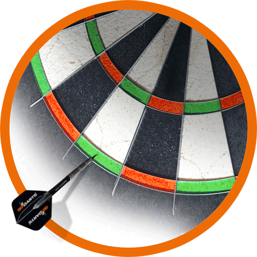 QB Darts - QB One Snellere checkout